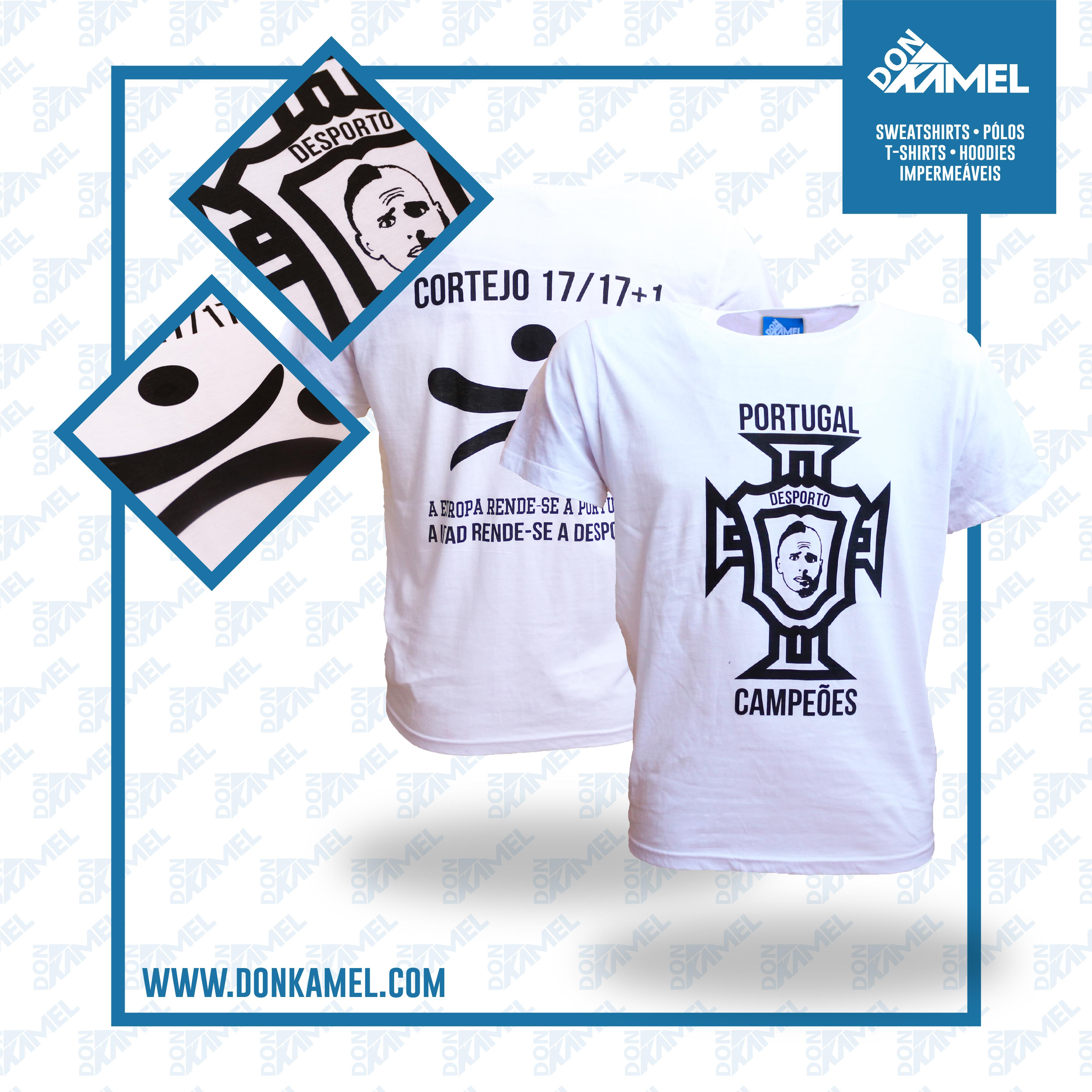 T-shirt desporto